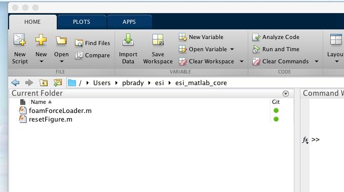 OpenFOAM Matlab Force Data Loader – Open Fluids