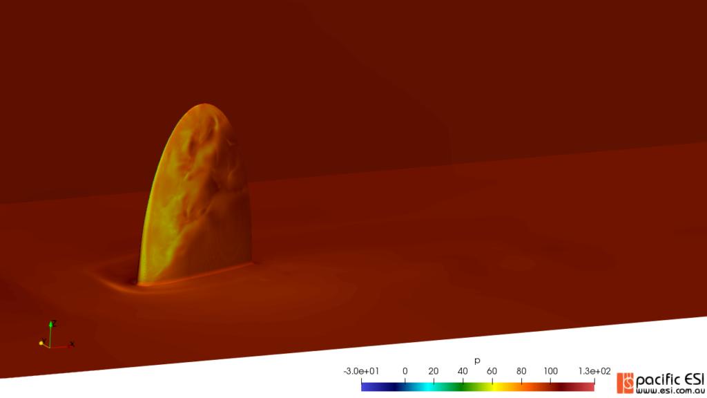 Foil Simulation in OpenFOAM – Open Fluids