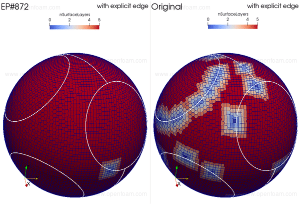 snappyHexMesher comparing patch boundary and meshing across boundaries